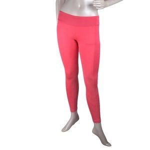Under Armour Ankle Crop Leggings Hot Pink Sz XS